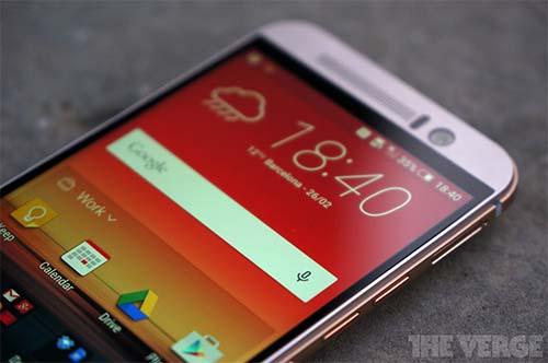 HTC One M9؛ طراحی تکراری، بهروزرسانی بزرگ و پر زرق و برق