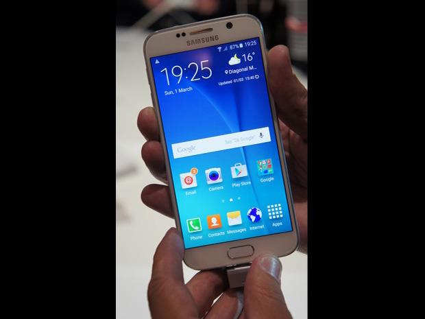 بهترین اسمارتفونهای کنگره جهانی موبایل 2015