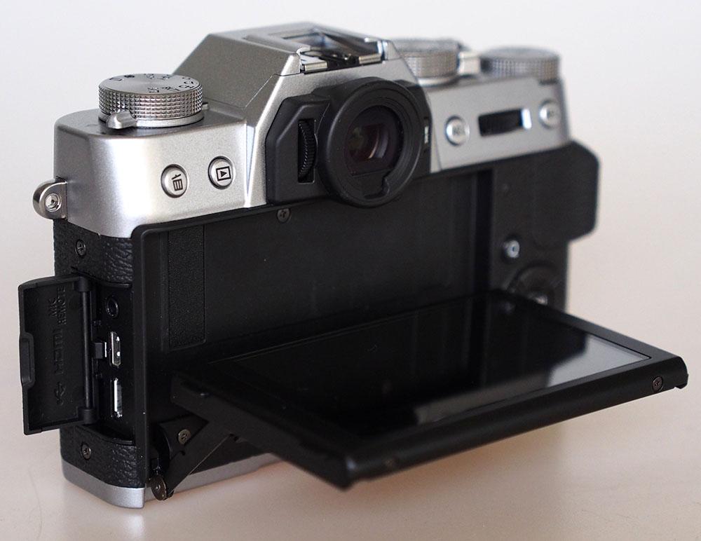 X-T10؛ دوربین جدید فوجی فیلم