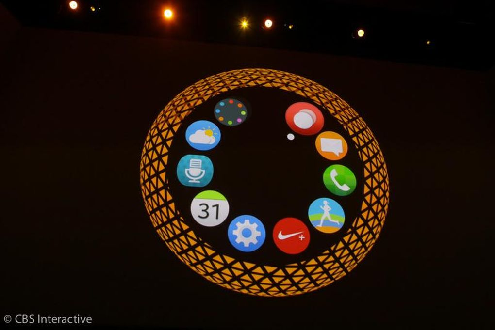 اولین تصاویر ساعت هوشمند Gear S2 سامسونگ