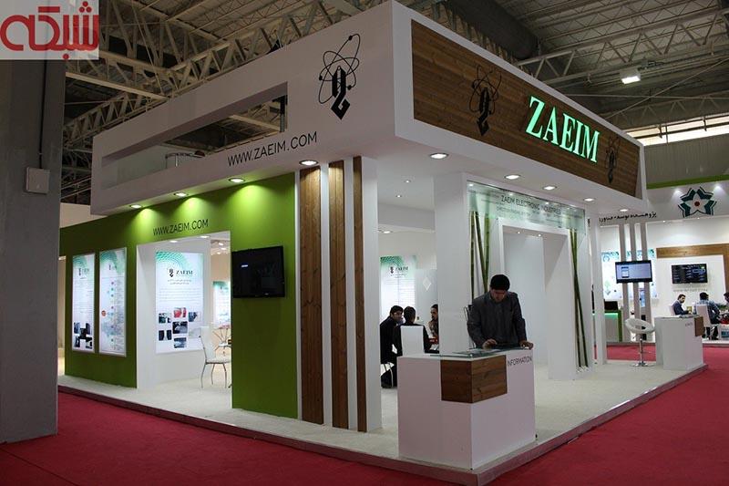 معرفی آنتن، رادار و تجهیزات مخابراتی جدید شرکت زعیم در تلکام 2015