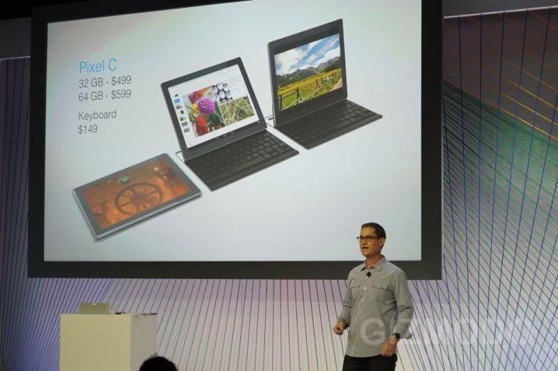 Google Pixel C، قاتل مایکروسافت سورفیس پرو