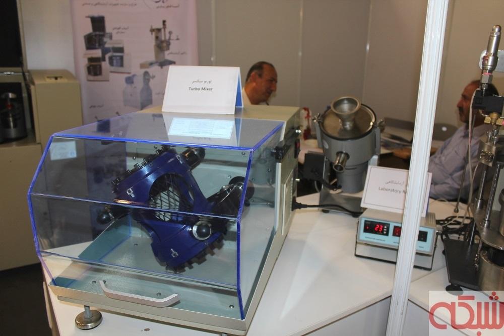 فعالین حوزه نانو در نمایشگاه فناوری نانو