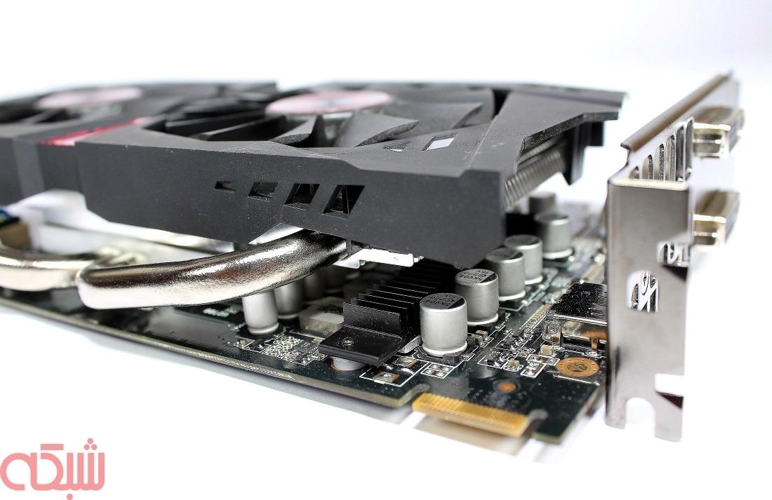نگاهی به کارت گرافیک Radeon R7 370 ایسوس، محصولی کارآمد و خوشقیمت + گالری عکس
