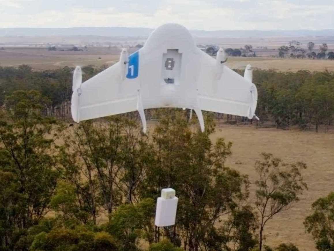 تا سال 2020، هواپیماهای بدون سرنشین وارد سیستم حمل و نقل خواهند شد