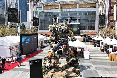 نگاهی کوتاه به نمایشگاه E3 2016