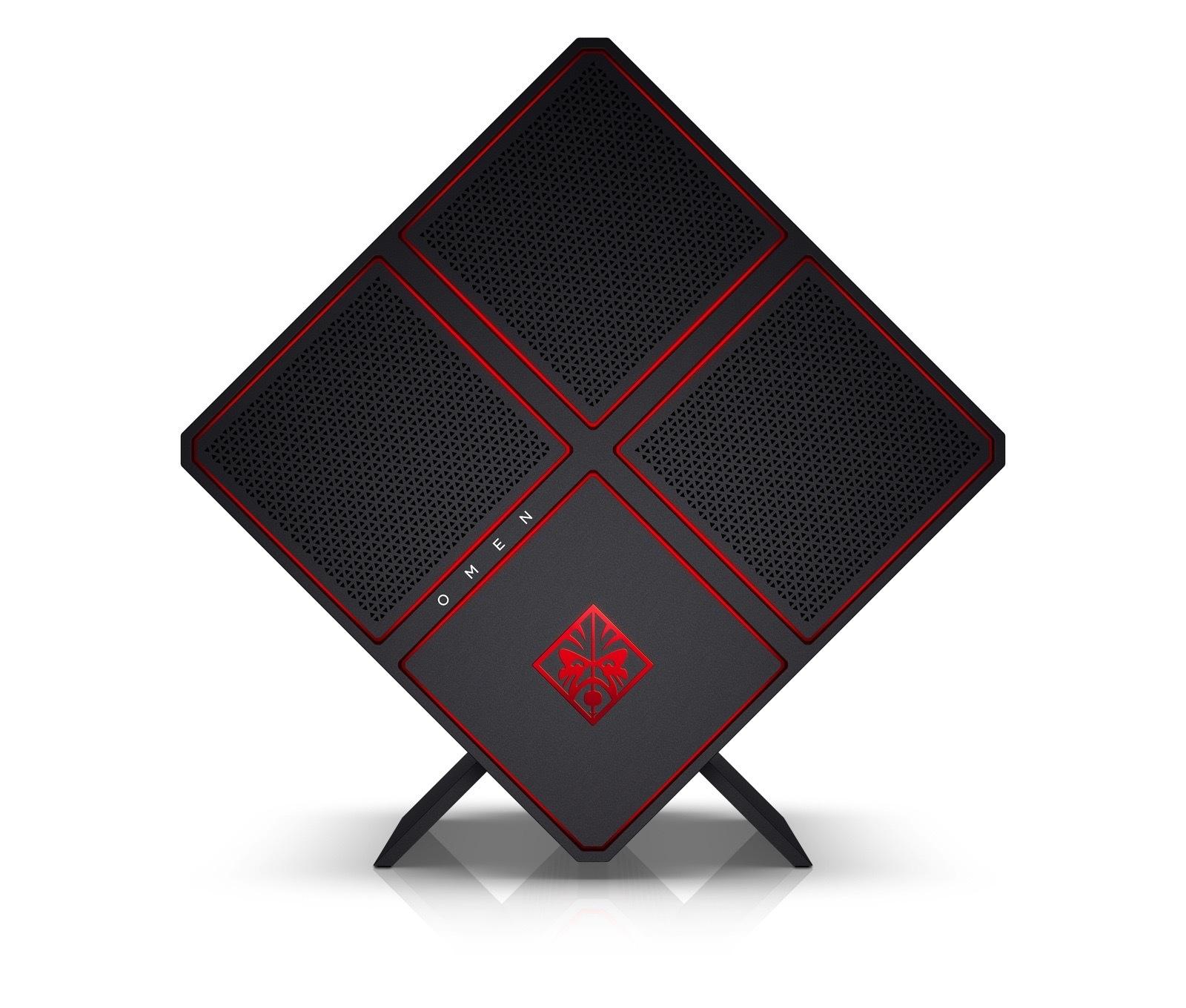 کامپیوتر بازی جدید اچپی با طراحی عجیب مکعبی