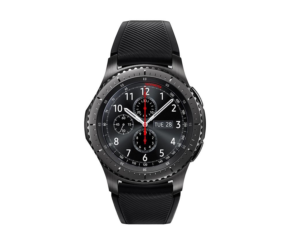 سامسونگ ساعت هوشمند Gear S3 را رونمایی کرد + گالری عکس