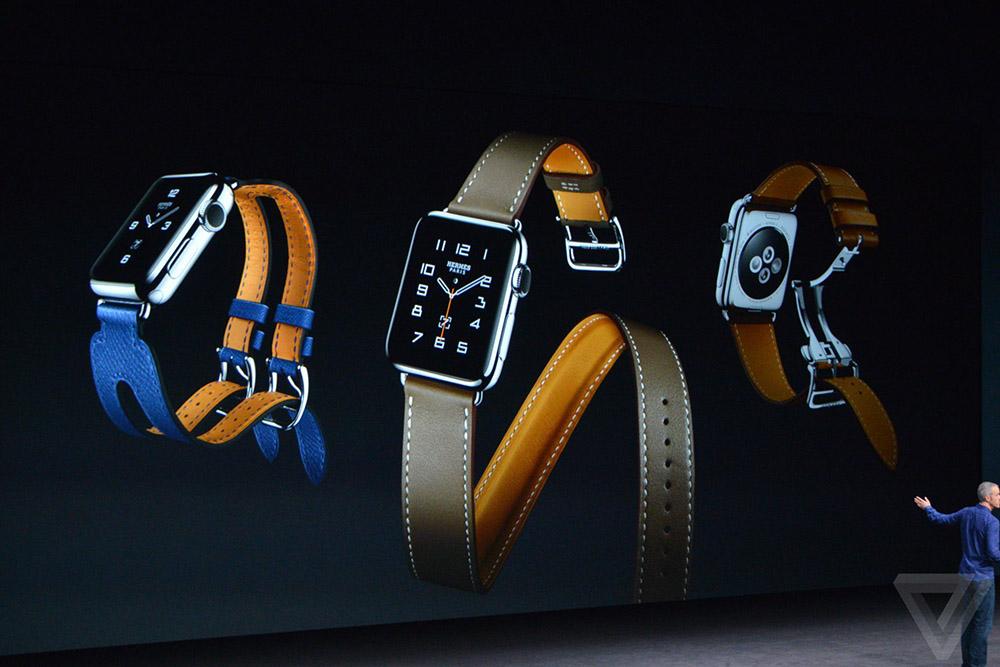 ساعت هوشمند اپل واچ 2 معرفی شد + گالری عکس