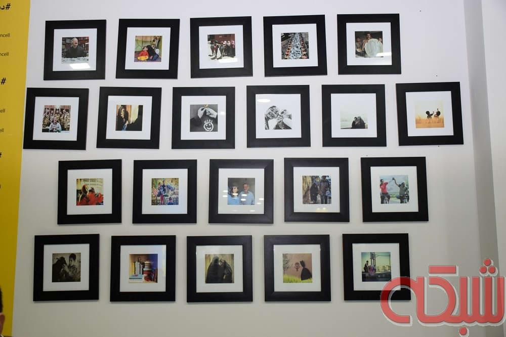 گزارش تصویری از غرفه ایرانسل در نمایشگاه تلکام ۲۰۱۶