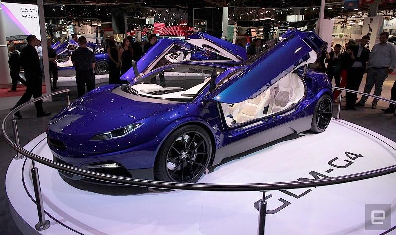 این خودروی الکتریکی لوکس تسلا را به مبارزه دعوت کرد + گالری عکس