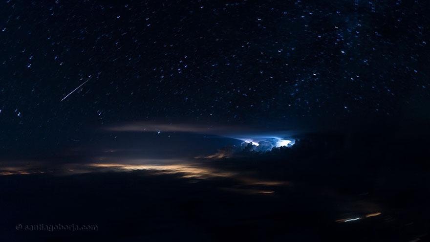 گالری عکس: مناظر حیرتانگیزی که فقط یک خلبان میبیند