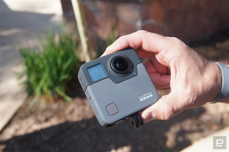 گالری عکس: اولین دوربین واقعیت مجازی گوپرو با قابلیت ضبط ویدیوی 360 درجه