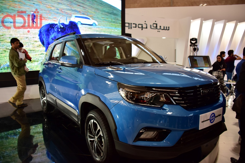 گشتی در دومین نمایشگاه خودرو تهران