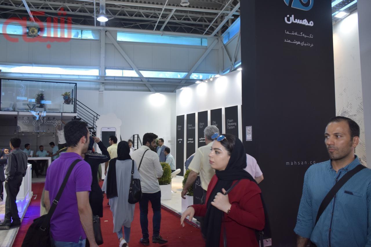 گشتی در سالن الکام ترندز در نمایشگاه الکامپ 2019