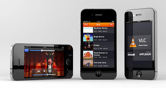 VLC برای تمام پلتفرمها عرضه شد