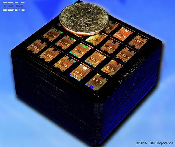 آیبیام سریعترین تراشه مراکزداده با فناوری سیلیکون فتونیک را ساخت