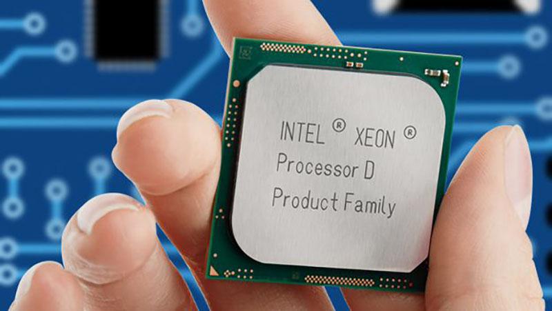 پردازنده 14 نانومتری برادول برای سیستمهای حرفهای