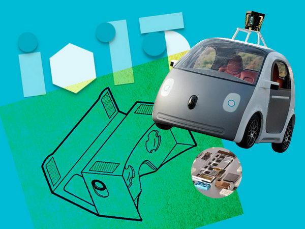 7 چیزی که در  کنفرانس گوگل I/O سال 2015 چشمانتطارشان هستیم