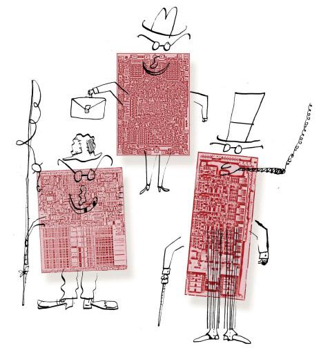 زندگی چندگانه قانون مور - بخش پایانی