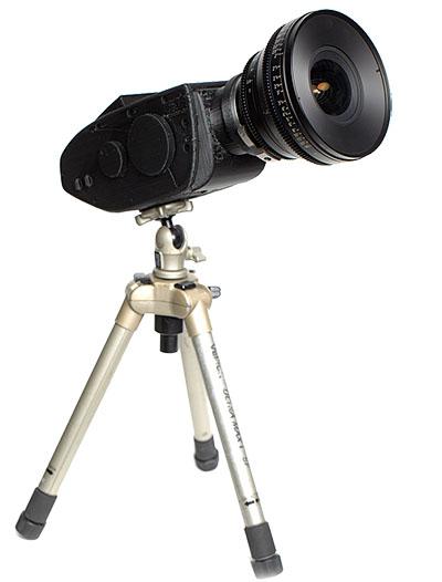به دنبال سیارات آبی با دوربین عکاسی
