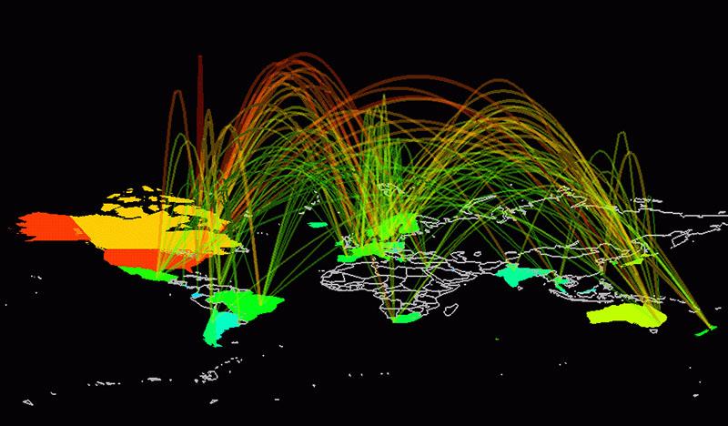 ترافیک IP در سال 2017:  1.4 زتابایت