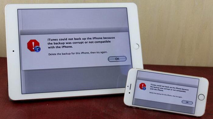 پشتیبانگیری آنلاین از اطلاعات در دستگاههای iOS