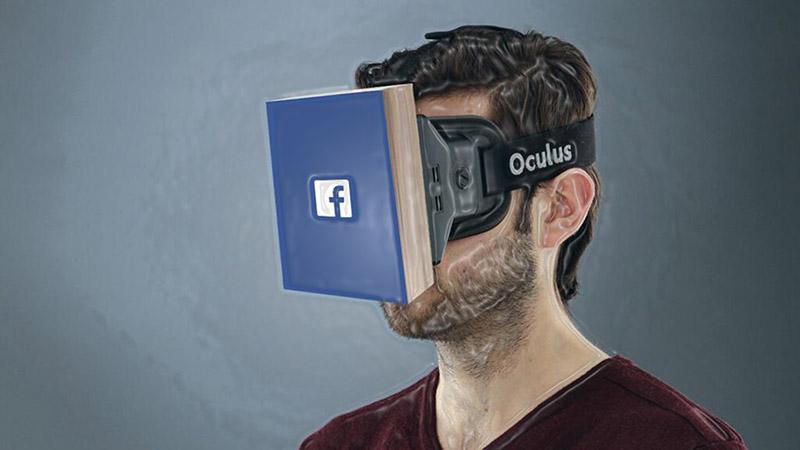 در انتظار ماتریکس فیسبوک