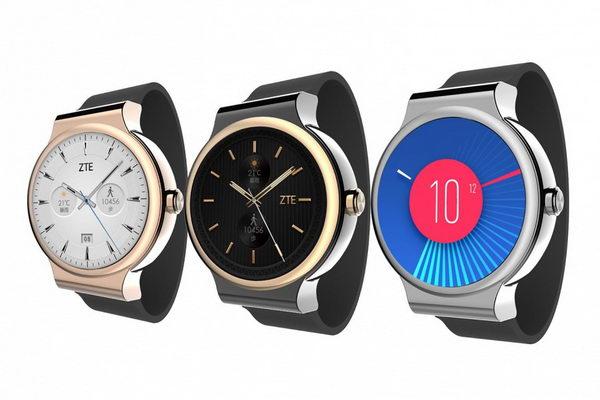 ZTE ساعت هوشمند اکسون واچ را معرفی کرد