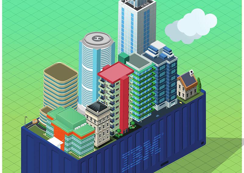 پیریزی شهرهای هوشمند آینده با محوریت مراكز داده نرمافزار محور