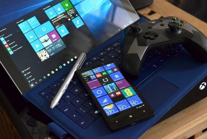 رونمایی از گوشی جدید لومیا، Surface Pro 4 و Band 2 در ماه اکتبر