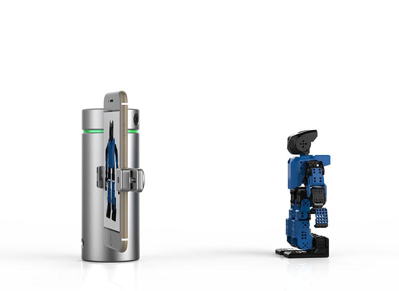 اسکنر سهبعدی برای تلفنهای هوشمند