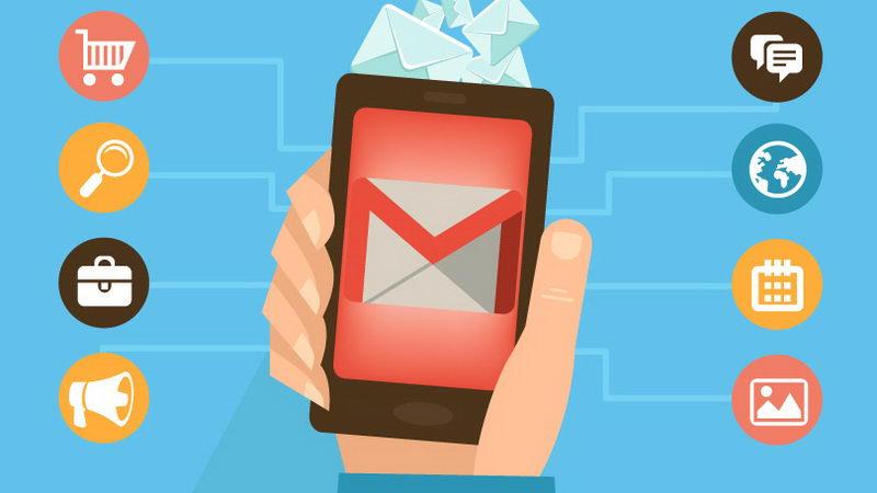 33 ترفند کاربردی و پنهانی جیمیل برای فتح دنیای ایمیل (بخش اول)