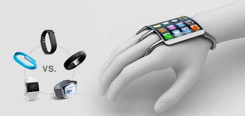 فبلتها را فراموش کنید؛ 2015 سال دستگاههای پوشیدنی است