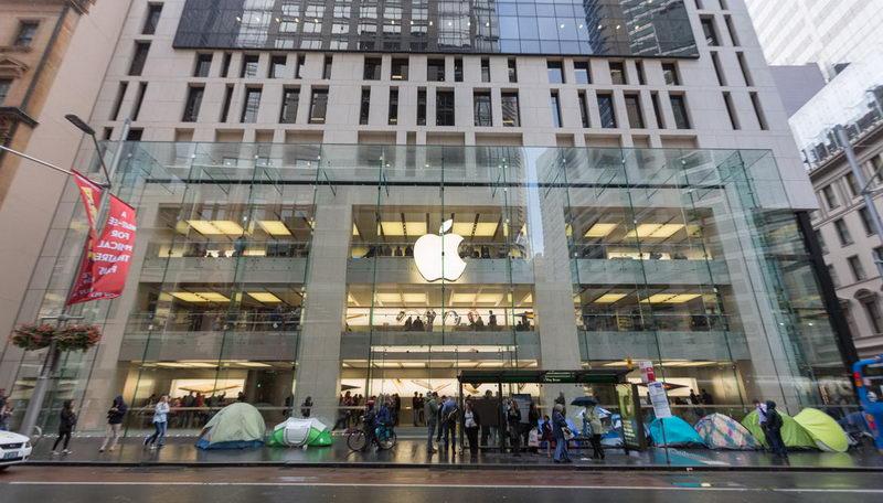 فروش 13 میلیونی اپل در اولین آخر هفته عرضه آیفون 6S