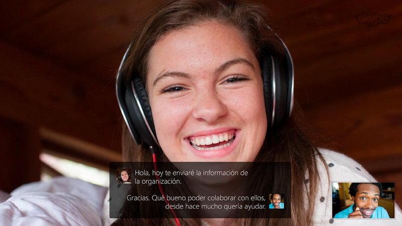 اسکایپ در ویندوز به ابزار مترجم مجهز شد