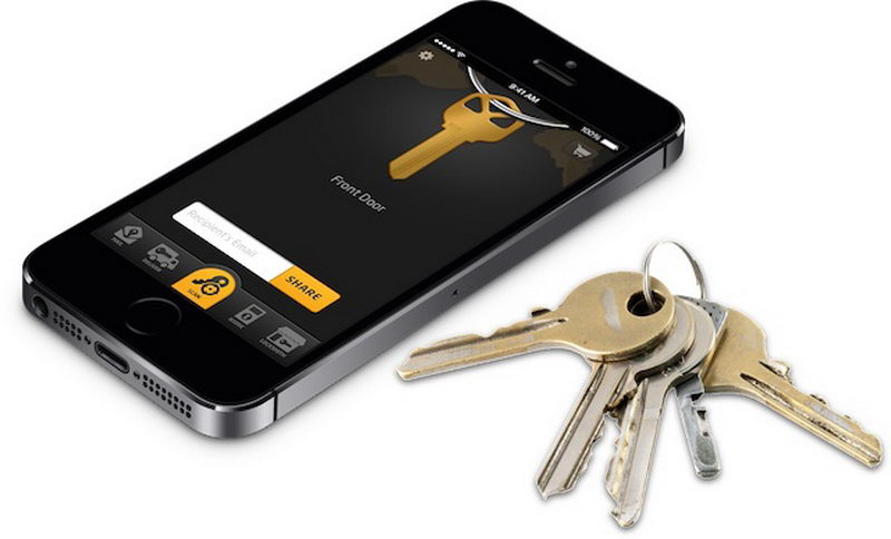 کلیدتان را گم کردهاید؟ با این اپلیکشن یکی دیگر بسازید!