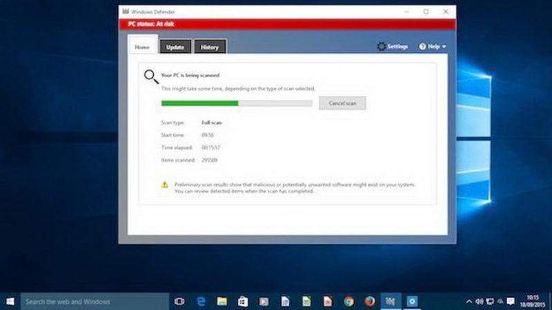راهنمای گام به گام نصب و پیکربندی آنتیویروس در ویندوز 10