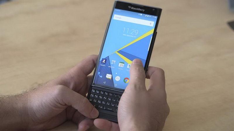 آیا BlackBerry Priv امنترين تلفن آندرويدی است؟