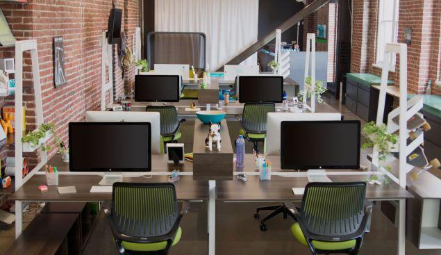 ۱۰ نکته برای خلاقیت بیشتر در طراحی محل کار