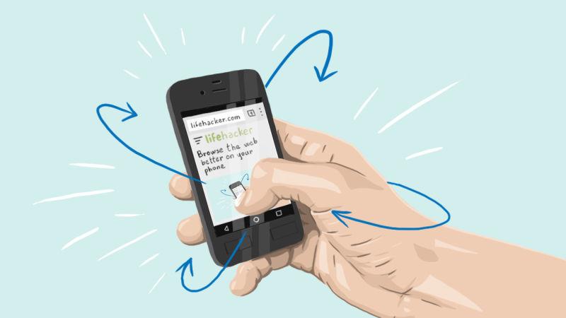 9 ترفند برای وبگردی بهتر با موبایل