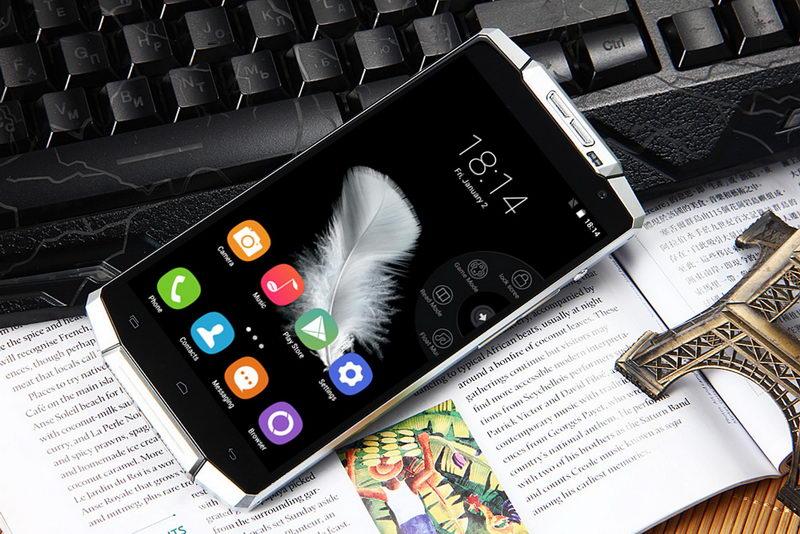 این تلفن هوشمند تا ده روز نیاز به شارژ باتری ندارد