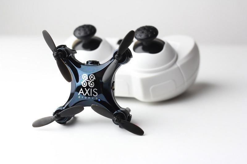 کوچکترین دِرون مجهز به دوربین جهان +تصویر