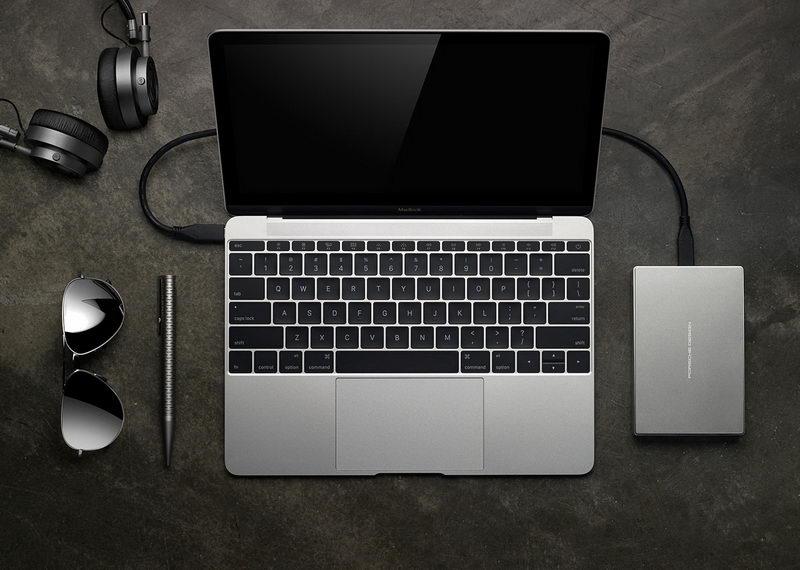 CES 2016: فضای اضافی با هارددیسکهای اکسترنال USB-C شرکت LaCie +گالری عکس