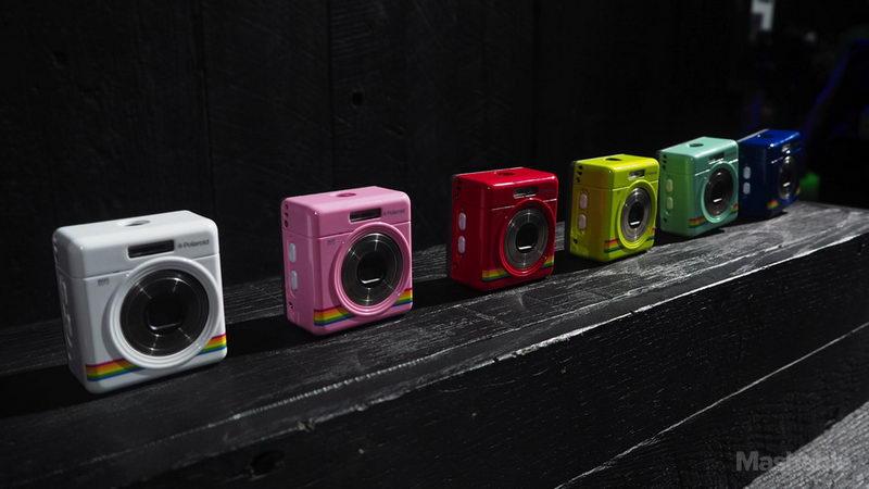 CES 2016: آیزون؛ یک دوربین دوستداشتنی دیگر از پولاروید + تصویر