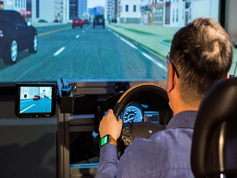 ویدیو: تعامل ساعت هوشمند با خودروهای آینده فورد