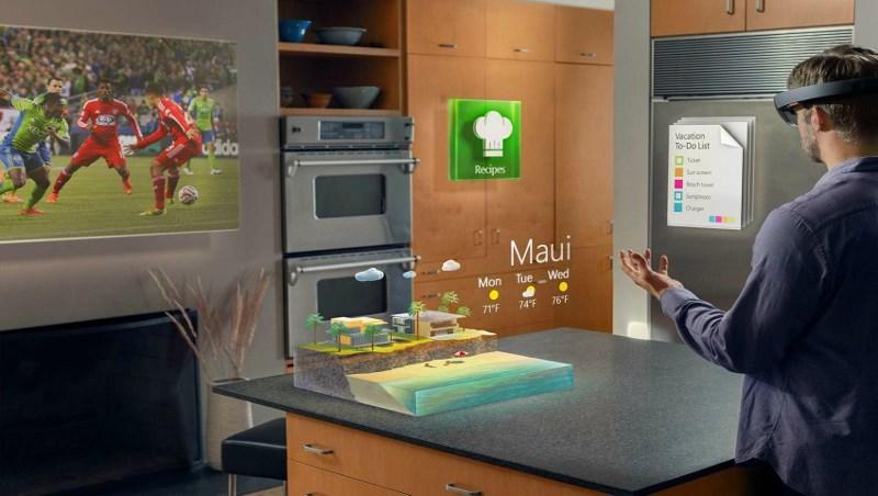 هولولنز مایکروسافت با هر دستگاهی صحبت میکند