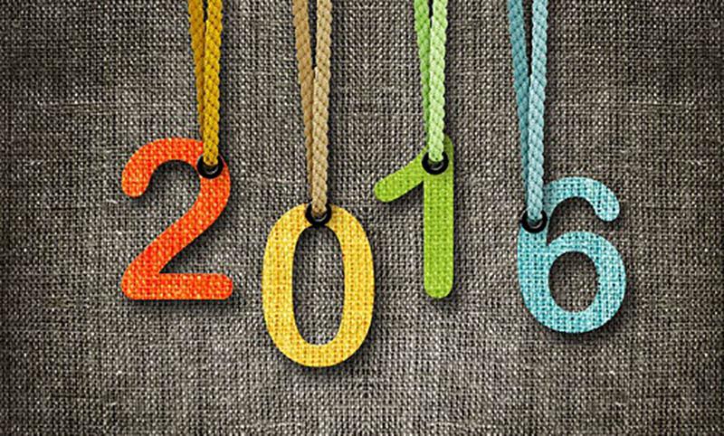 2016 را در آغوش بگیر