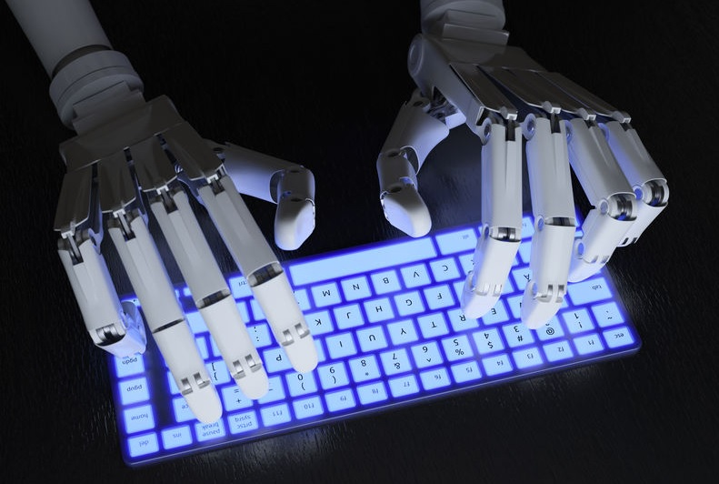 اولین روبات نویسنده رمان علمی تخیلیاش را منتشر کرد
