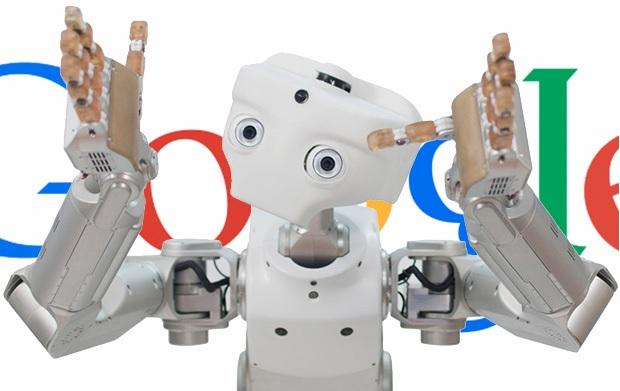 روبات دو پای آلفابت با چهرهای عجیب در ژاپن رونمایی شد